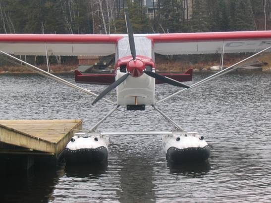 Why floats are rigged the way they are